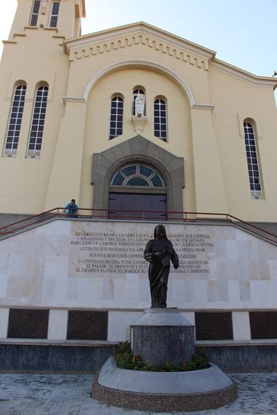 Horario de Eucaristías y Visita al Santuario de Santa Laura Montoya