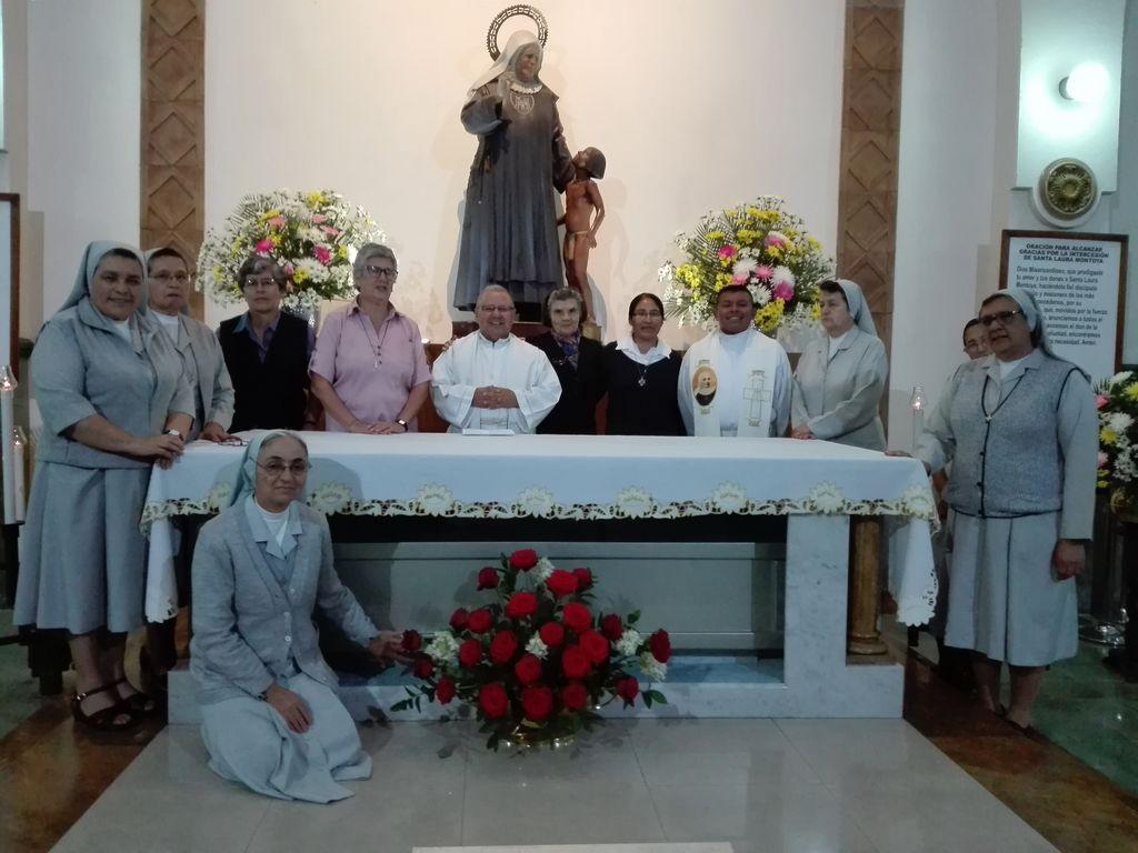 I Encuentro Familia Laurita