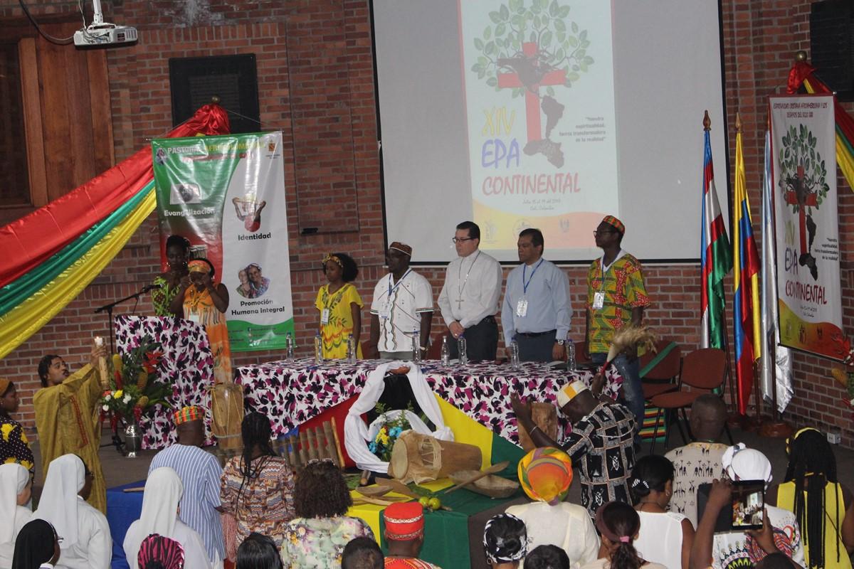Lanzamiento del Encuentro de Pastoral Afro Continental 2018