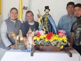 Misioneras Lauritas en Chancaní - Argentina