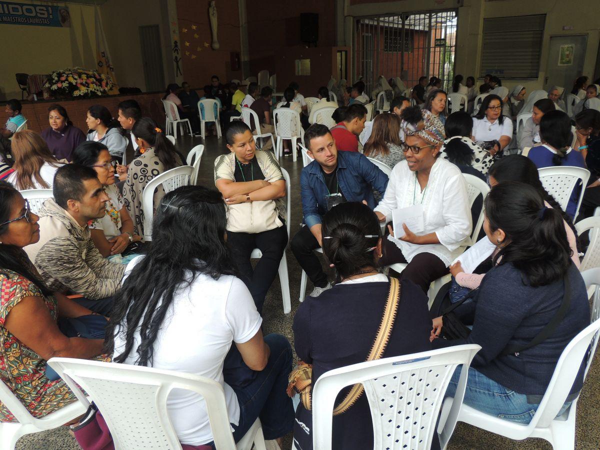 Primer Encuentro Internacional Maestros Lauristas