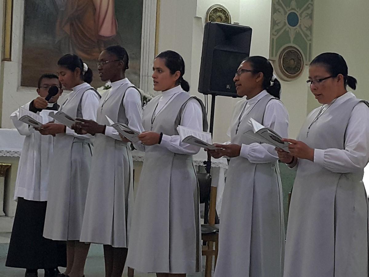 Profesión Religiosa 2017