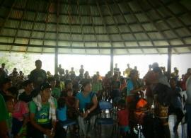Visita a la Comunidad Indígena de Chiborodosito
