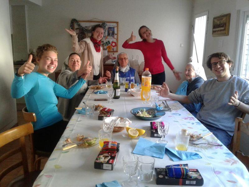 Misioneras en España