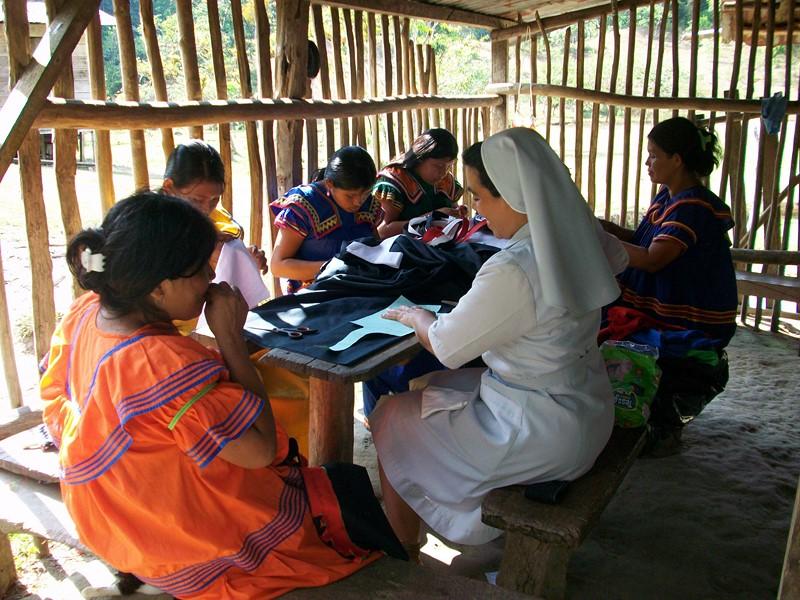 Presencia Misionera en Costa Rica