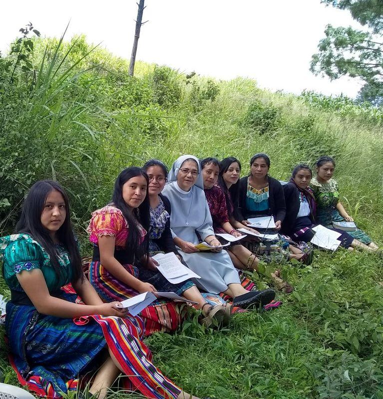 Presencia Misionera en Guatemala