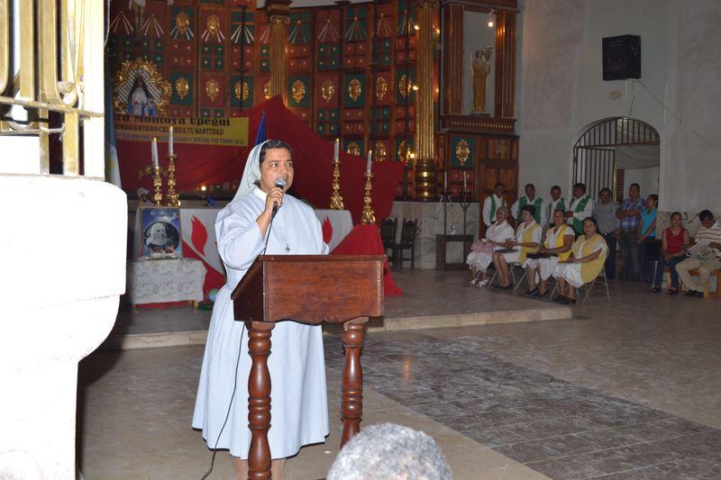 Presencia Misionera en Honduras