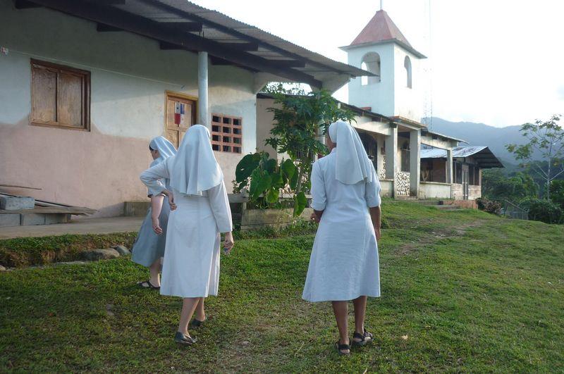 Presencia Misionera en Panamá