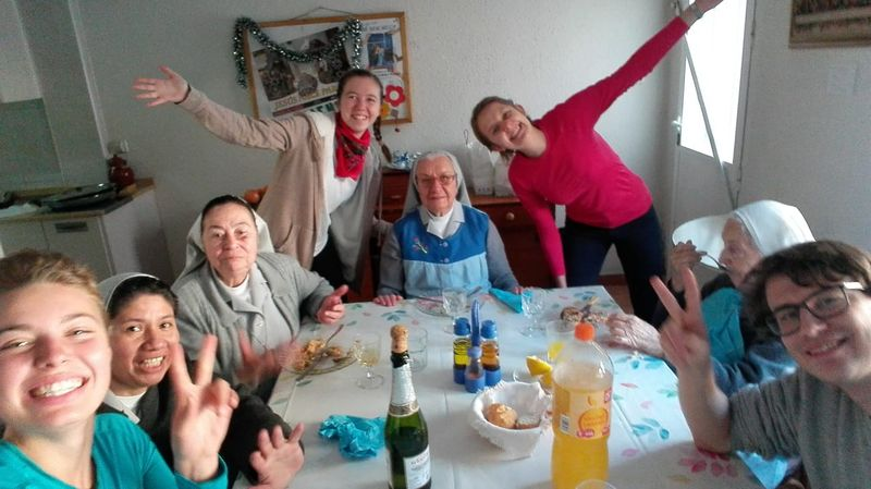 Misioneras España