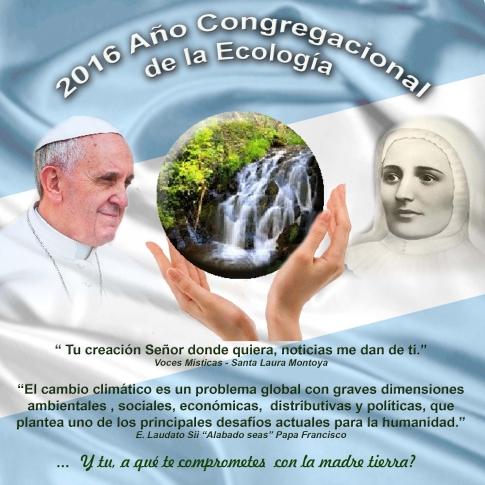 2016 Año Congregacional de la Ecología