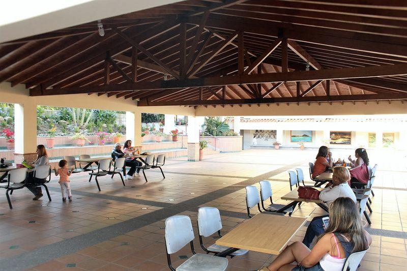 Cafetería Santuario Santa Laura