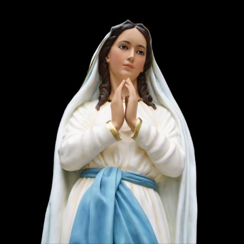 Día de la Virgen de Lourdes