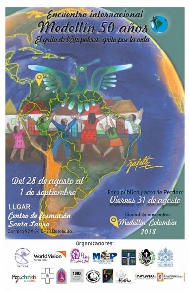 Encuentro Medellín 50 Años