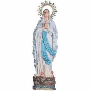 11  de febrero 1912: Memoria de la Virgen de Lourdes