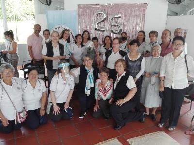 25 años - Misioneros seglares Medellín