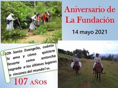 Aniversario de la Fundación