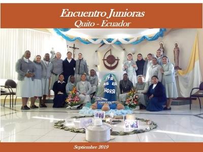 Encuentro Hnas. Junioras