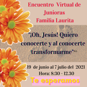 Encuentro Virtual Hermanas Junioras