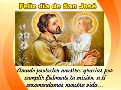 Feliz Día de San José