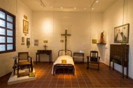 Habitación Santa Laura Montoya Upegui