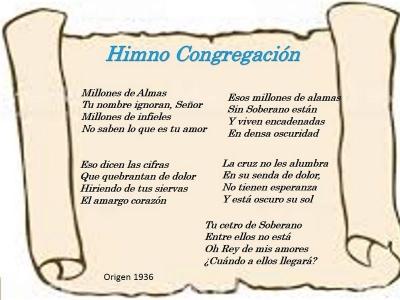 Himno Congregación