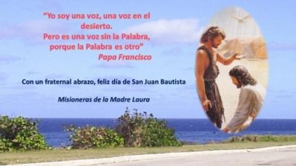 Nacimiento de San Juan Bautista