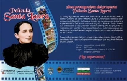Proyecto Película Santa Laura