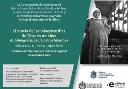 Presentación de la Edición completa de la Autobiografía de Santa Laura