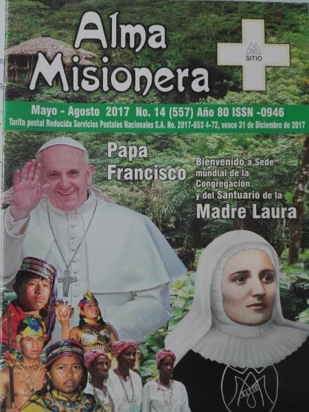 Revista Alma Misionera